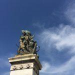 Piazza Venezia dettagli