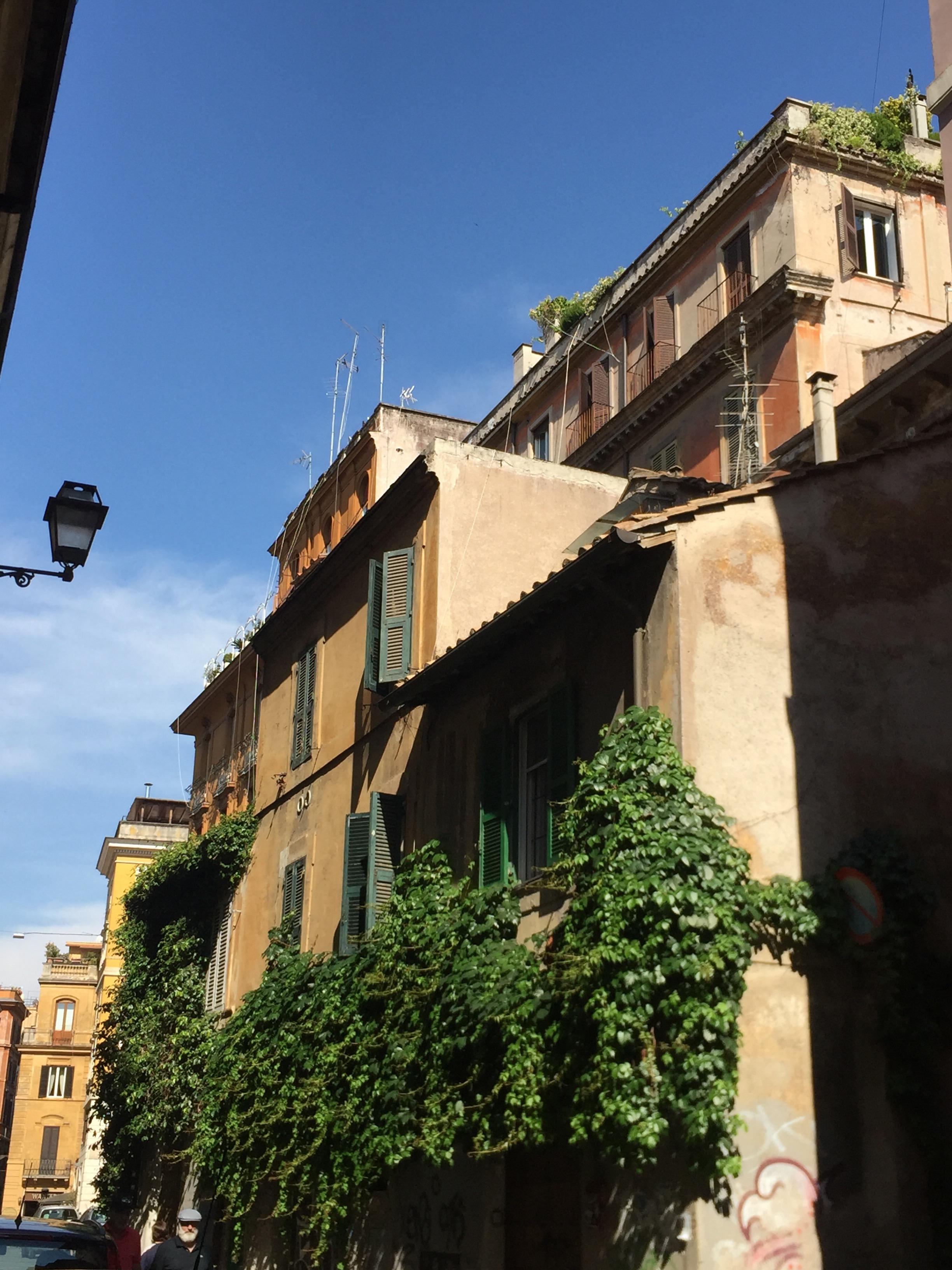 Rione Monti Roma