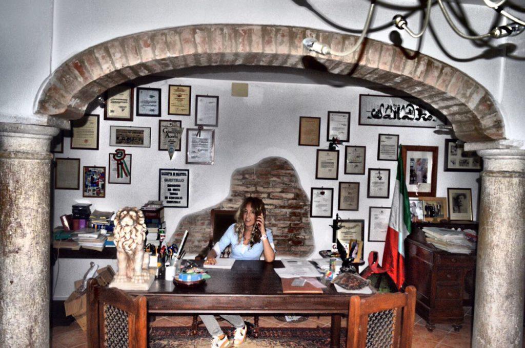 """progetto interviste """"Italiani in Italia"""""""