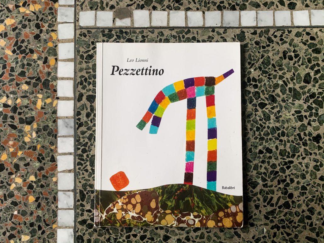 Libri Leo Lionni Pezzettino Babalibri 1975