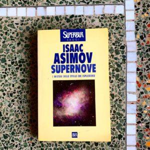libri Asimov Supernove