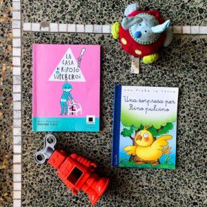 Consigli di lettura per bambini e genitori